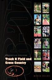 2006 Media Guide - Greenville College