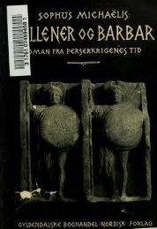 Hellener og barbar : roman fra perserkrigenes tid