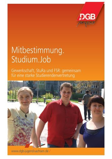 umschlagFINAL.pdf - DGB-Jugend Sachsen