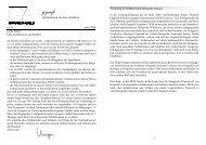 informationen aus dem schulleben nr.25 märz 2007 Liebe Eltern ...