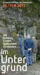Uri Schwyz Luzern Nidwalden Obwalden - Kanton Nidwalden