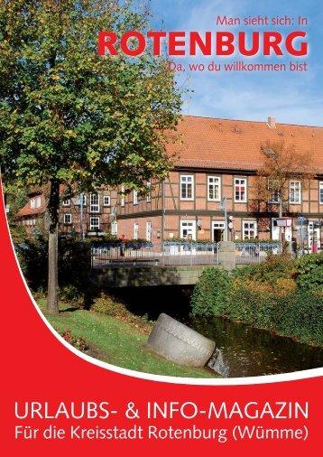 rotenburg (wümme) für seniorinnen und senioren - ancos-verlag