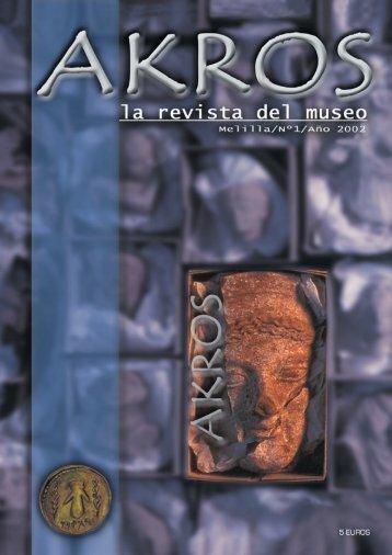 AKROS MUSEO DE MELILLA - Dialnet