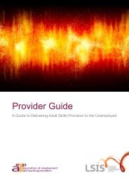 Provider Guide - Sussex Council of Training Providers
