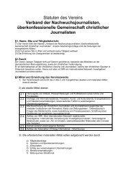Statuten des Vereins - Bilder-hochladen.net