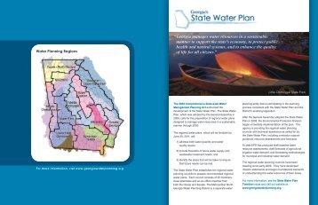 Annual Report - Georgia's State Water Plan