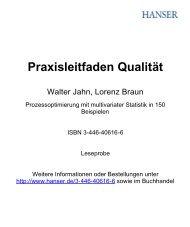Praxisleitfaden Qualität - M-QM