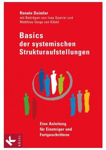 Inhaltsverzeichniss - Renate Daimler