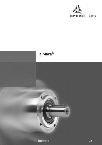 alphira - WITTENSTEIN alpha