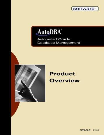 Product Overview Brochure - A Figure of Speech, Inc.