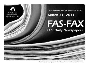 FAS-FAX - WickedLocal.com
