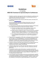 Editorial Policy and Guidelines - IEEE Industrial