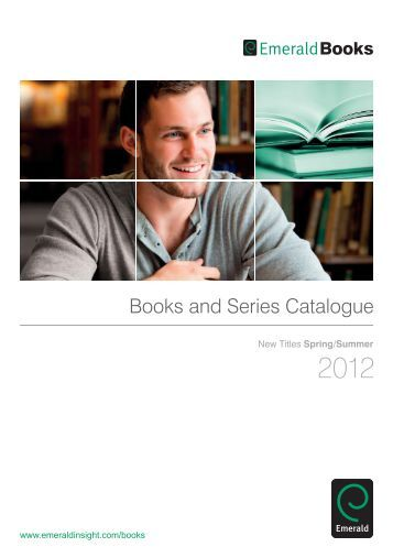 Books and Series Catalogue
