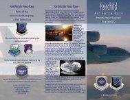 2012 Economic Impact Statement - Fairchild Air Force Base