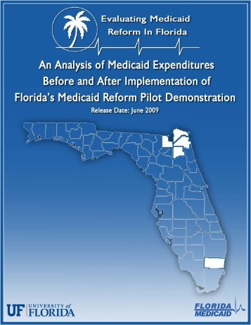 An Analysis of Medicaid Expenditures Before and After ...