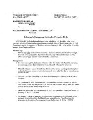 Motion to Quash - Fixfamilycourtnow org