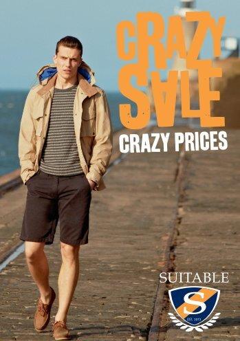 Suitable Crazy Sale folder
