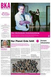 Berner Kulturagenda 2015 N° 24