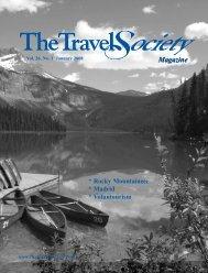 Magazine - The Travel Society