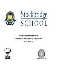 General Guidelines for Internship Report - Preston University