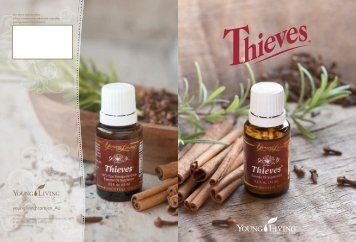 Thieves Booklet.cdr - Young Living