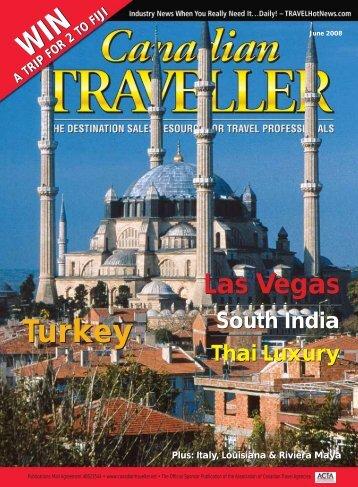 Turkey - Canadian Traveller