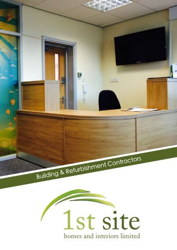 Building & Refurbishment Contractors