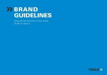 Brand Guidelines - Trolex