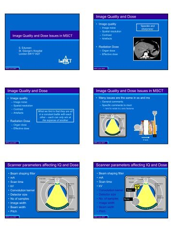 as pdf file - ImPACT CT Scanner Evaluation Centre