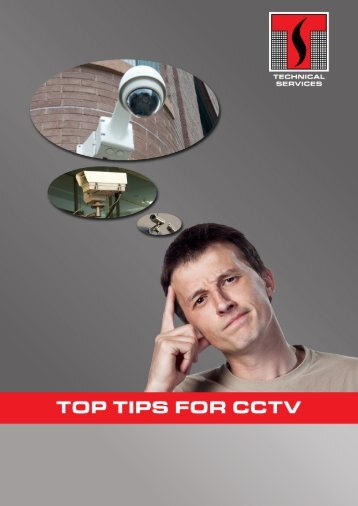 top tips - Technical Services Shropshire