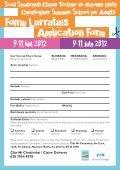 pplication Form ratais Scoil Samhraidh Charn Tóchair ... - Ancarn.org - Page 2