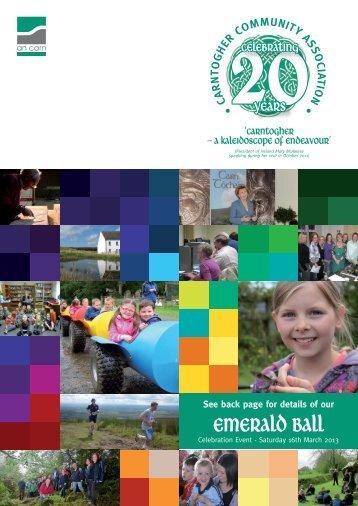 Celebrating 20 years - Carntogher Community Association