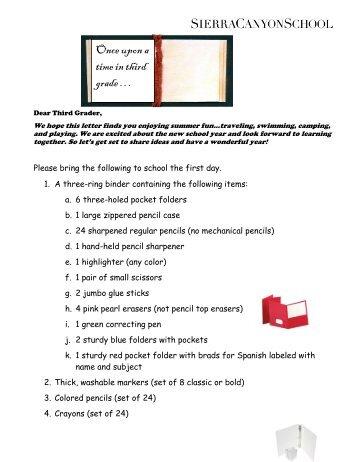 7th grade honors math summer review packet
