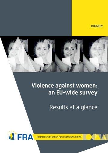 fra-2014-vaw-survey-at-a-glance-oct14_en