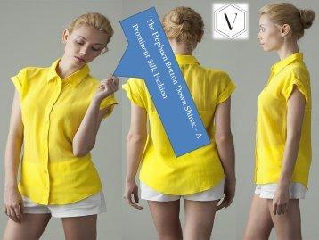 Silk shirts for women