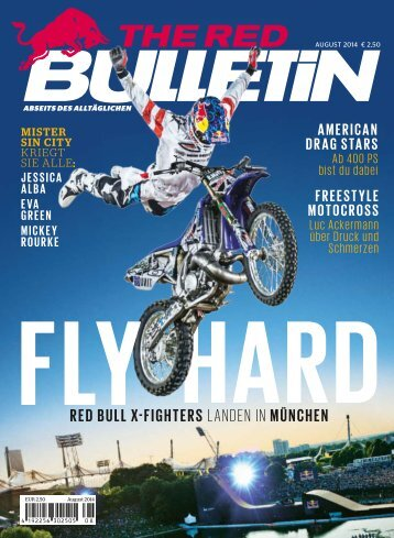 The Red Bulletin August 2014 - DE