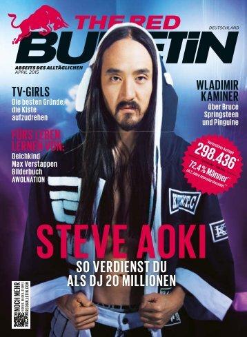 The Red Bulletin April 2015 - DE
