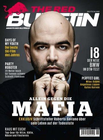 The Red Bulletin November 2014 - DE