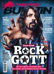 The Red Bulletin Dezember 2014 - DE