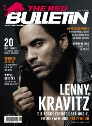 The Red Bulletin Oktober 2014 - DE