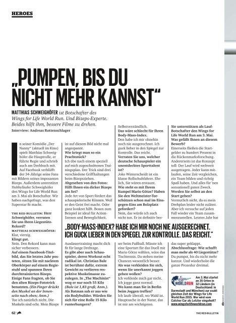 The Red Bulletin Mai 2015 - DE