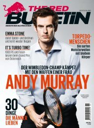 The Red Bulletin Juni 2015 - DE