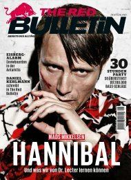 The Red Bulletin Januar 2015 - DE