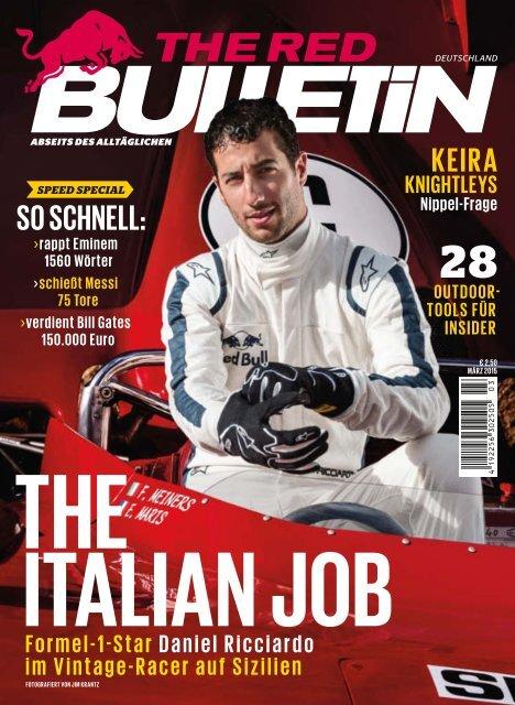 The Red Bulletin März 2015 - DE