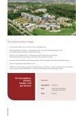 Infobroschüre: Rechtswissenschaft an der FernUniversität - Seite 2