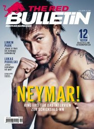 The Red Bulletin Juli 2014 - DE
