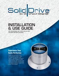 Pre-Drywall Installation Guide - SolidDrive