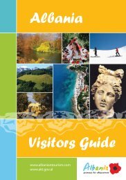 Visitors Guide Albania - Albaniataxi