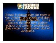 June 2011 - Salem United Methodist Church