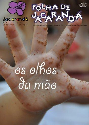Folha de Jacarandá - Ano XIX - n.15 - 2015
